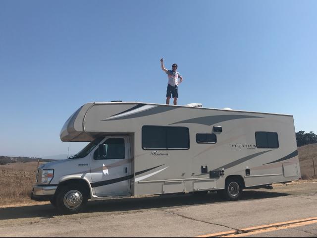 Camping car Imoova