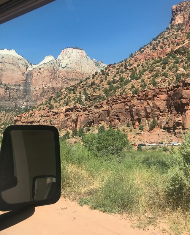 Les routes de l'Utah