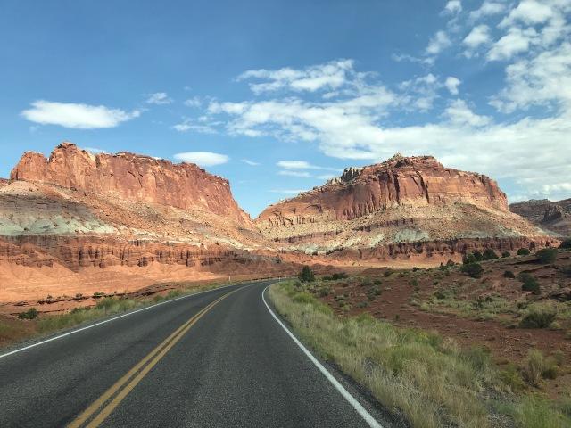 Road trip dans l'Utah