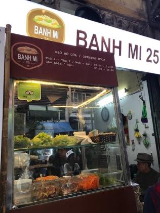 Banh mi 25 - Hanoi