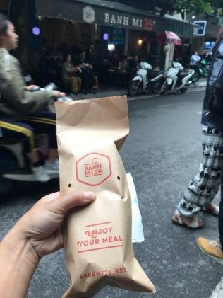 Sandwich Banh mi 25 - Hanoi