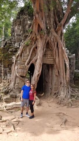 site Angkor