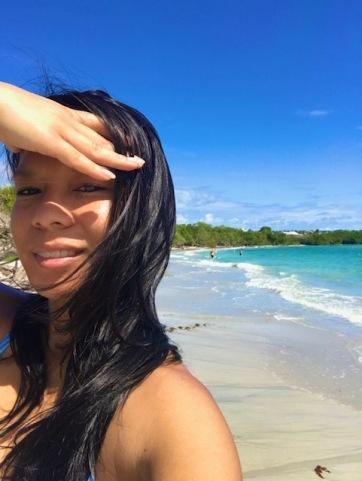 Plage de St Felix - Guadeloupe